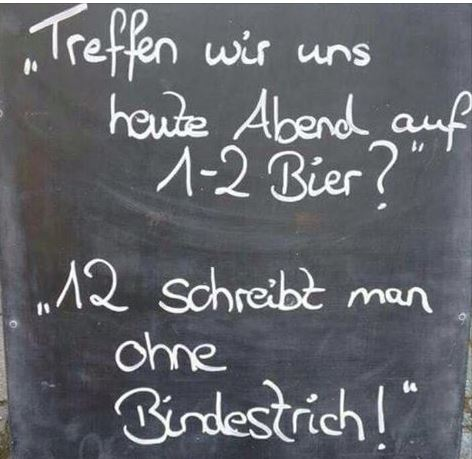 12 Bier