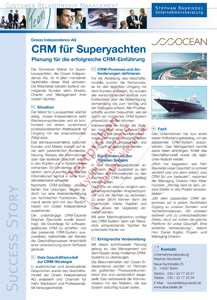 CRM Successstory