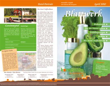 bimoraktette kompledo texte für Kundenzeitschrift