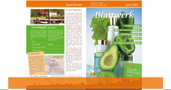 Biomarktkette kompledo