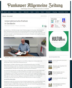 Büromöbelhändler HEVIS Bürokonzept-Pressearbeit